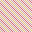 Sunshine and Snow Striped Paper
