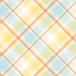 Baby Shower Plaid Paper 01