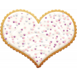 Sweets and Treats - Heart Cookie