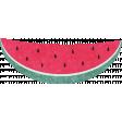 June Good Life - Summer Large Watermelon Slice