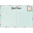 June Good Life - Summer Postcard Journal Card 4x6