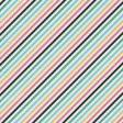June Good Life - Summer Striped Paper