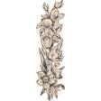 Remembrance - Floral Sticker