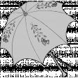 Spring Day Templates - Umbrella