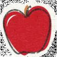 Kids Ahead - Apple Sticker