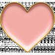 Cozy Kitchen Enamel Heart