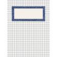 Heading Back 2 School - Graph 3x4 Journal Card