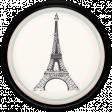 Frenchy Eiffel Tower Flair
