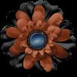Bonfire Memories Brown Flower
