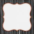 Bonfire Memories Faux Wood Grain Journal Card 4x4