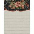 Warm n Woodsy Floral Journal Card 3x4