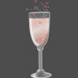 Legacy of Love Champagne Glass