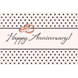 Legacy of Love Happy Anniversary Journal Card 4x6