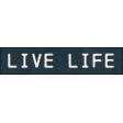 Inner Wild Live Life Word Art