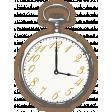 Reminisce Pocket Watch Sticker