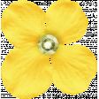 Delightful Days Yellow Flower