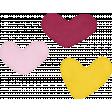 Delightful Days Heart Stamp