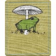 Singin' In The Rain Elements - Frog Wood Tile