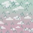 Singin' In The Rain Mini Kit - Rain Clouds Paper