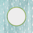 Singin' In The Rain Journal Card - Round 4x4