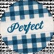 Veggie Table Elements - Perfect Label
