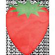 Veggie Table Elements - Strawberry