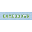 Veggie Table Elements - Homegrown