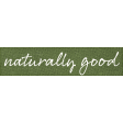 Veggie Table Elements - Naturally Good