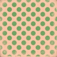 Veggie Table Papers - Large Polka Dot
