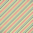Veggie Table Papers - Stripes