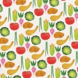 Veggie Table Papers - Veggies