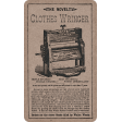 Old Farmhouse Clothes Wringer Ad