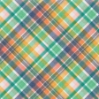This Beautiful Life Plaid Paper 2