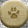 Into The Wild Paw Button