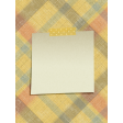 Into the Wild Sticky Note Journal Card 3x4