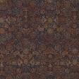 Copper Spice Floral Paper