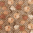 Copper Spice Old Roses Paper
