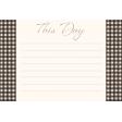 "Autumn Bramble This Day Journal Card 4""x6"""