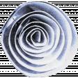 Winter Solstice Rolled Flower