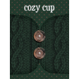 Sweaters & Hot Cocoa Cozy Cup Journal Card 3x4