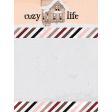 Sweaters & Hot Cocoa Cozy Life Journal Card 3x4
