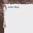 Sweaters & Hot Cocoa Sweet Days Journal Card 4x4