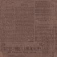Sweaters & Hot Cocoa Mini Newsprint Paper