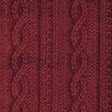 Sweaters & Hot Cocoa Mini Burgundy Sweater Paper