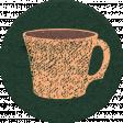 Sweaters & Hot Cocoa Mug Flair