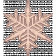 Sweaters & Hot Cocoa Snowflake 1