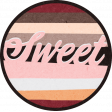 Sweaters & Hot Cocoa Sweet Sticker