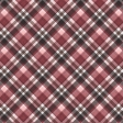 Sweaters & Hot Cocoa Plaid Paper 05