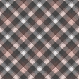 Sweaters & Hot Cocoa Plaid Paper 07