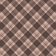 Sweaters & Hot Cocoa Plaid Paper 12